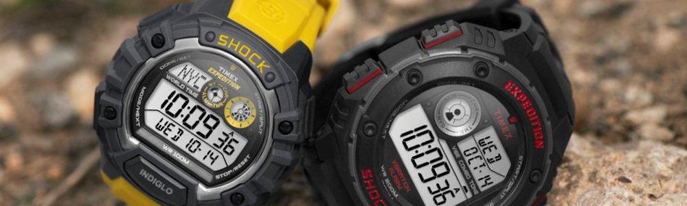 Zegarki Timex dla zwyciezców